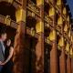 Fotografo en el casco historico de Zaragoza
