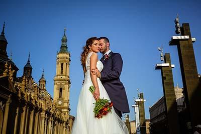 Fotógrafo Iglesia San Juan de los Panetes Zaragoza.