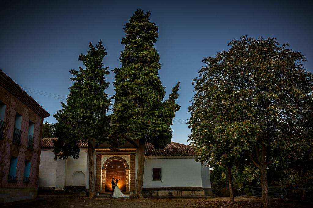 Fotografo en Aguarón, Cariñena