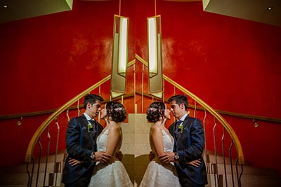 Fotografo Hotel Reina Petronila Zaragoza